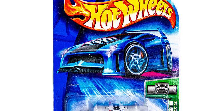 Hot Wheels  2004 First Editions Fatbak Shelby Cobra