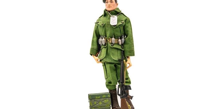 GI Joe Vintage Green Beret Set