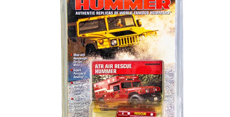 Johnny Lightning Hummer ATR Rescue