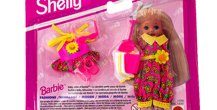 Barbie Shelly Outfit