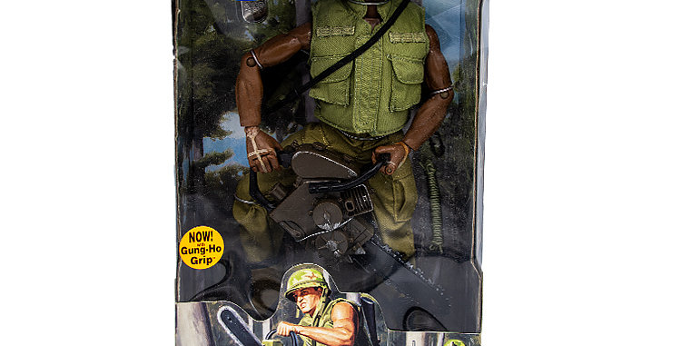 GI Joe 12 Inch Vietnam Combat Engineer