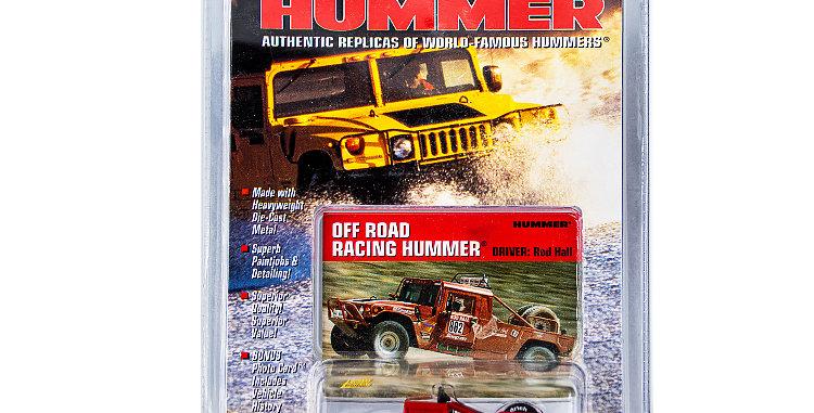 Johnny Lightning Hummer Off Road Hummer