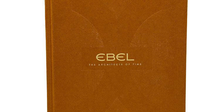 Retro Watches Ebel Hard Cover Catalog circa 2010