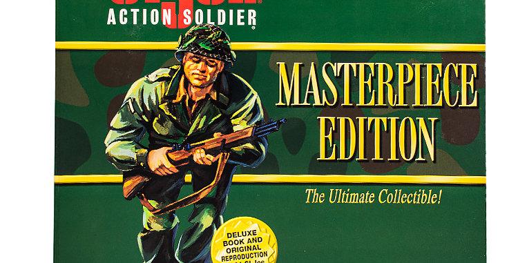 GI Joe Masterpiece Edition 12 Inch  Action Soldier Empty Box