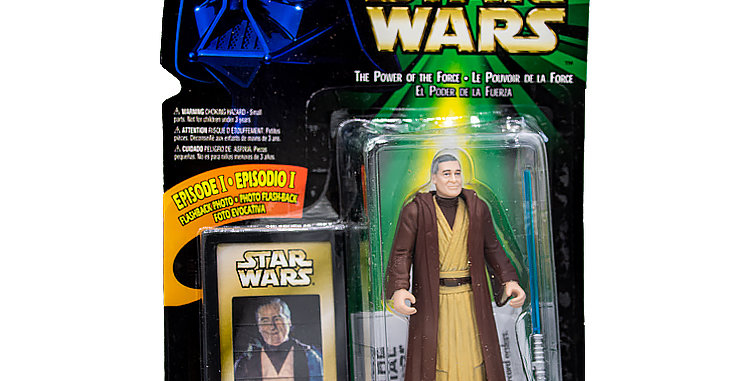 Star Wars 3.75 Inch Power of the Force Anakin Skywalker