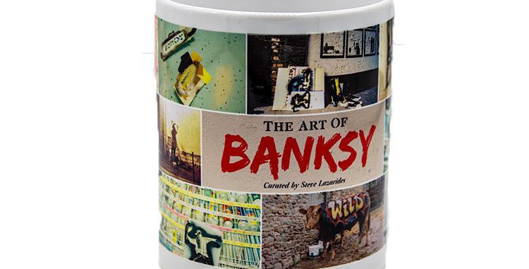Mug Banksy Exhibit