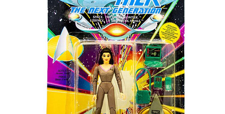 Star Trek Action FigureTroi Playmates Toy