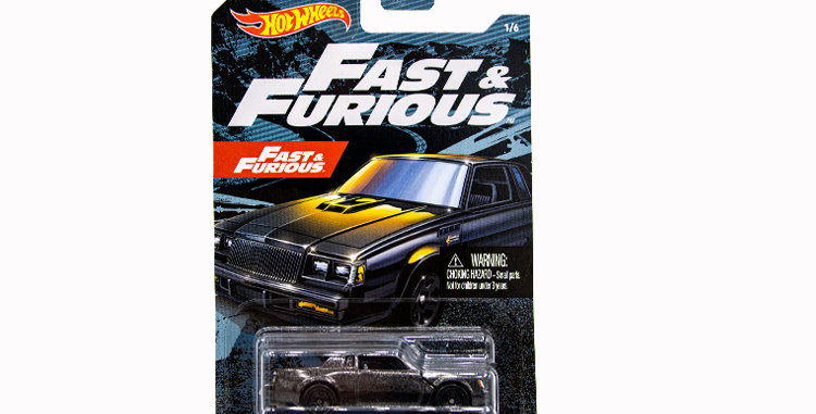 Hot Wheels Fast and Furious  Buick Grand National