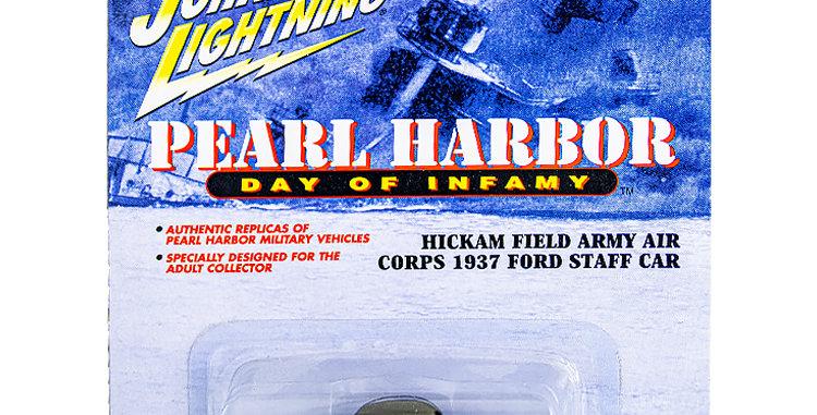 Johnny Lightning Car Pearl Harbor Ford Staff Car
