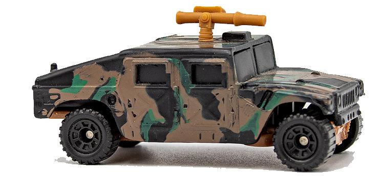 Matchbox cars Hummvee Loose