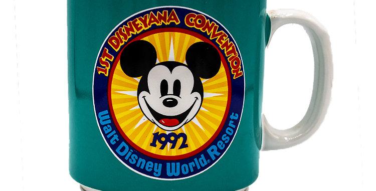 1st Disneyana mug from 1992