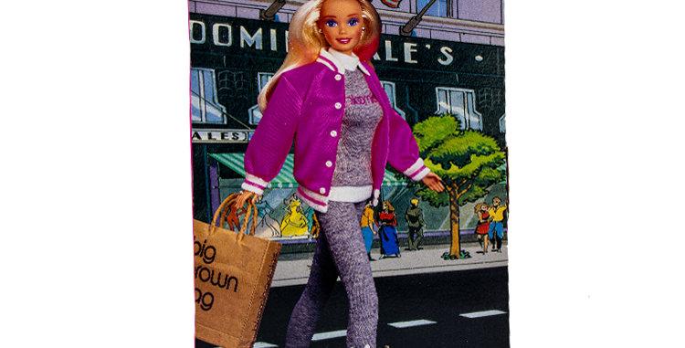 Barbie at Bloomingdales