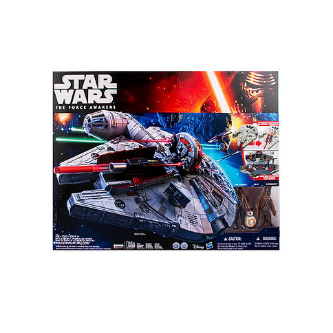 Star Wars Millennium Falcon The Force Aw