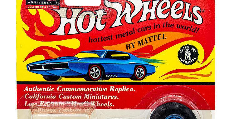 Hot Wheels 25th Anniversary Beatnik Bandit