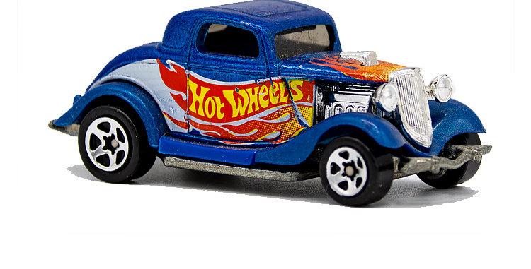 Hot Wheels Loose Logo Duece Coupe