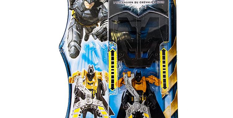 Batman Dark Knight Rises Combat Claw Batman 3.75 inch Action Figure