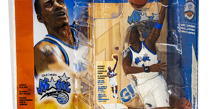 Sports Basketball Tracy McGrady Action Figure