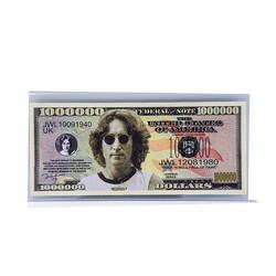 Jhon Lennon 1000000 Bill 1