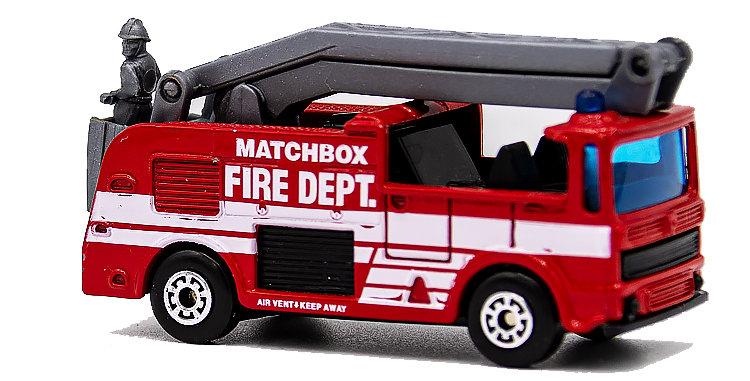 Matchbox Truck Loose