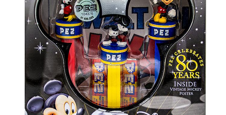 Disney Mickey Mouse 80 Years PEZ