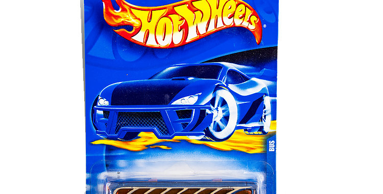 Hot Wheels Bus   marked 2000