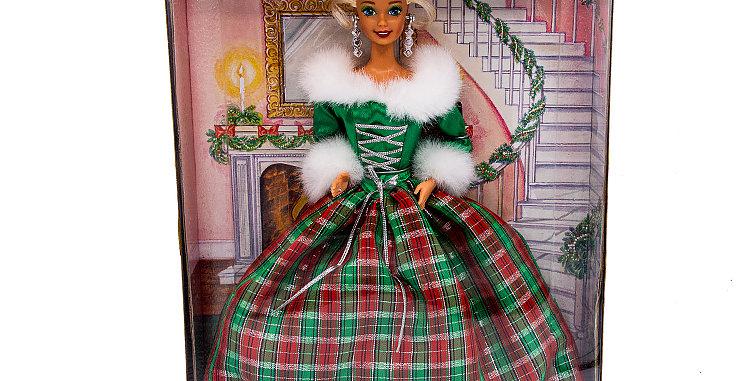 Barbie Winters Eve Barbie