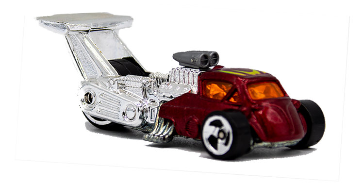 Hot Wheels Tricycle Loose