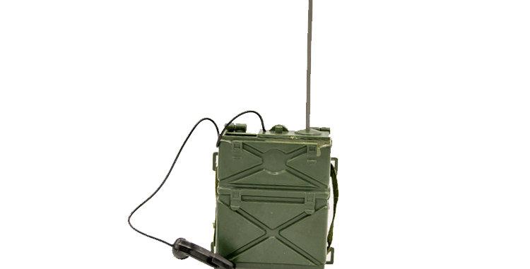 GI Joe Vintage Army Radio