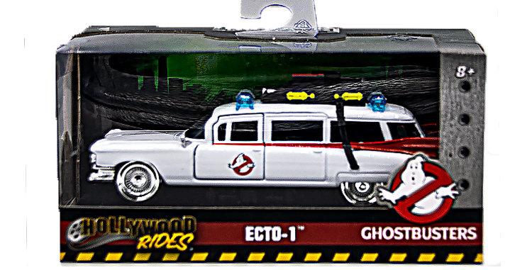 Metal Die Cast Ghostbusters Ecto1
