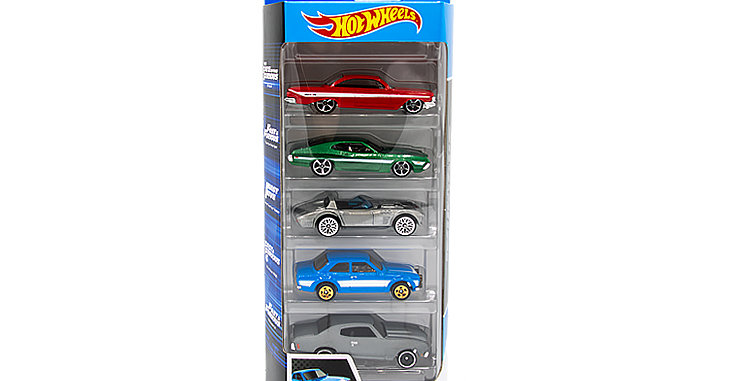 Fast and Furious 5 Pack