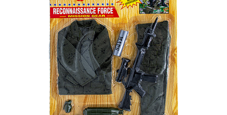 GI Joe Modern Classic Collection Recon Force