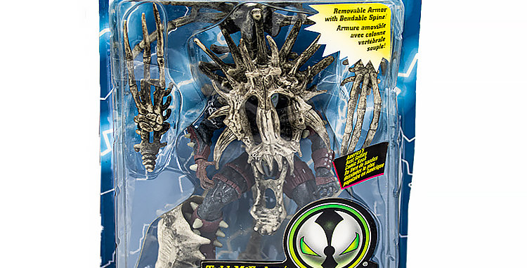 Sci-Fi Spawn Exo Skeleton Spawn