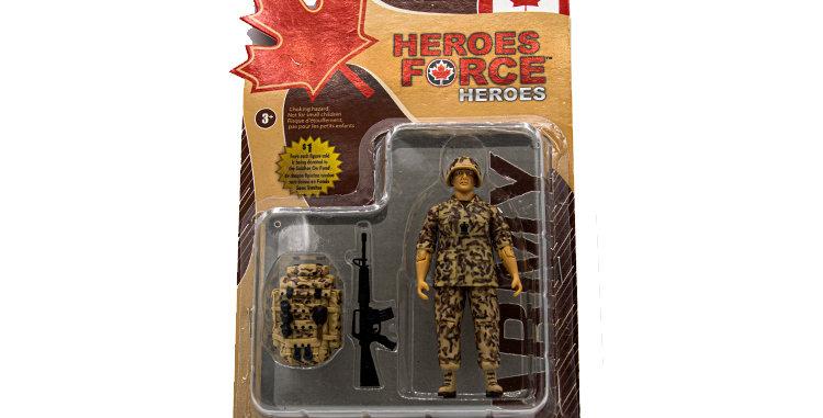 Canadian Heros Force Aidan JTF2