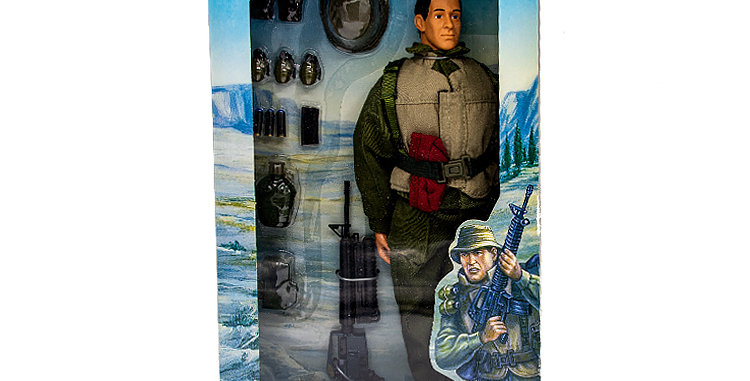 GI Joe Foreign Soldiers Collection 12 Inch IDF