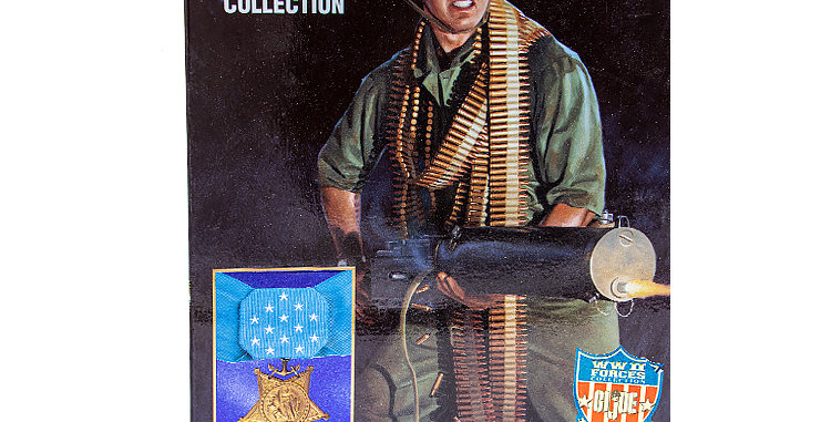 GI Joe Classic Collection 12 Inch Medal of Honor Mitchell Paige