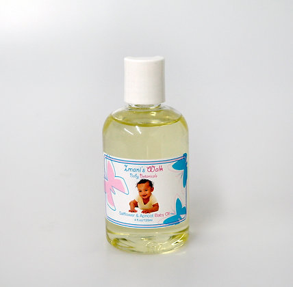 Baby Oil - Lavender (5 ounces)