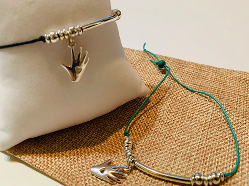 Inspired Hands Charm Bracelet