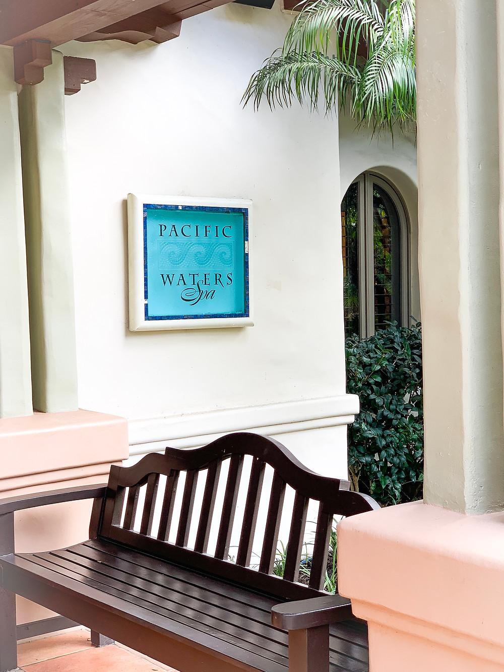 Pacific Waters Spa - Hyatt Regency