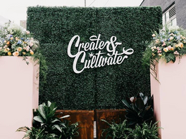 Create & Cultivate x Roxy: Make Waves, Move Mountains Event
