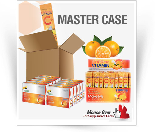 Make ME Vitamins master case