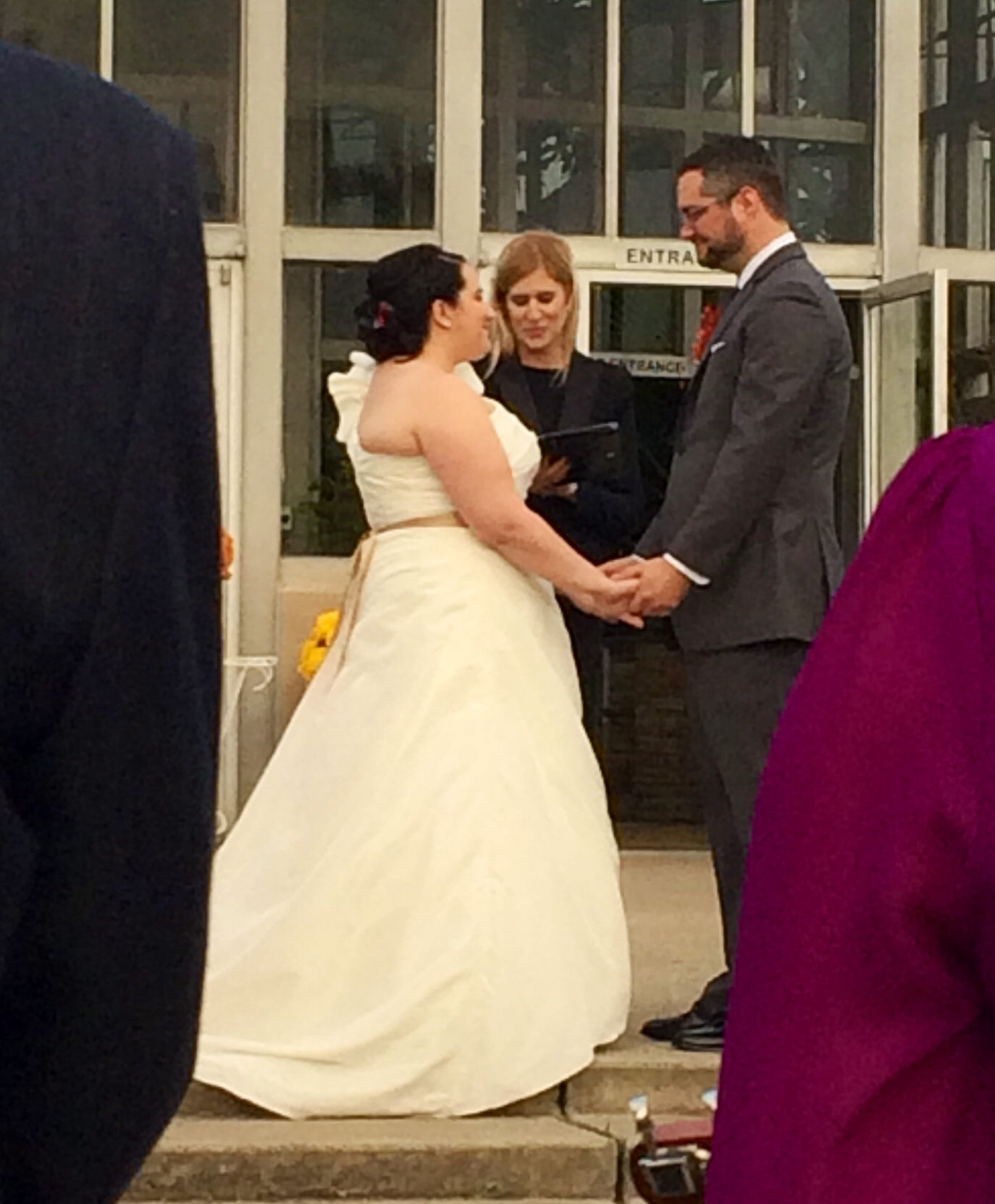 Craig & Brittany, Officiant, Jamie