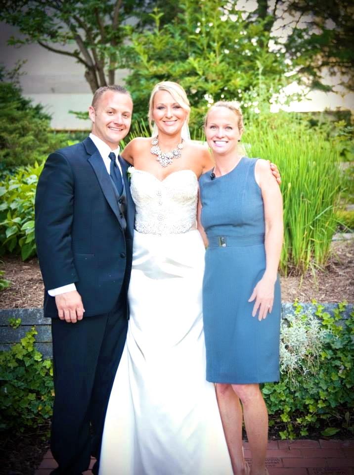 Brett, Jennifer, Eileen