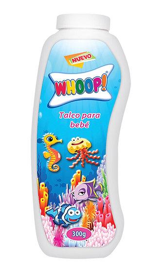 WHOOP! TALCO PARA BEBÉ 300g