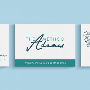 The Adames Method: Rebrand Design