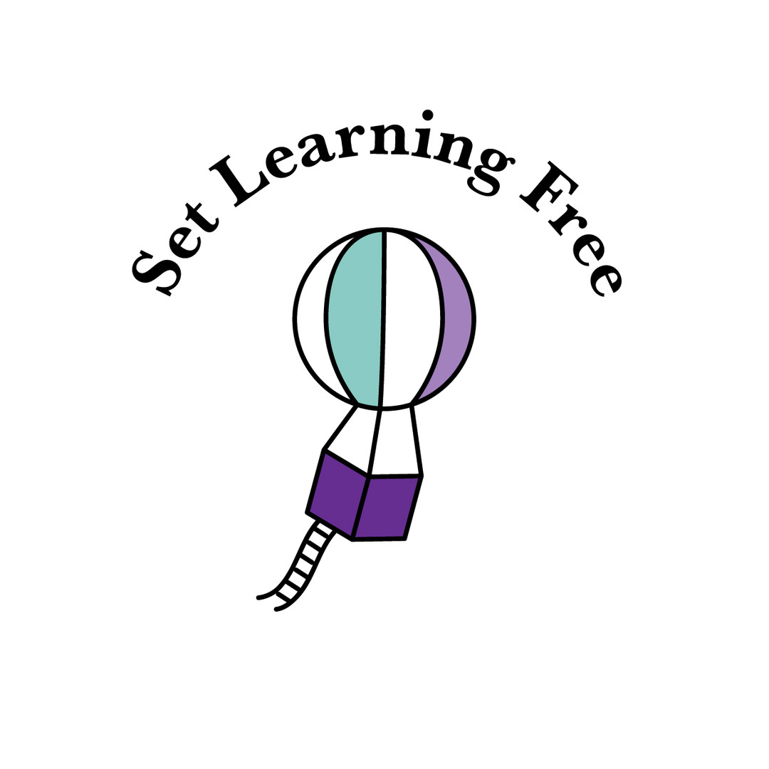 Set Learning Free Logo