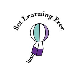 Set Learning Free Logo