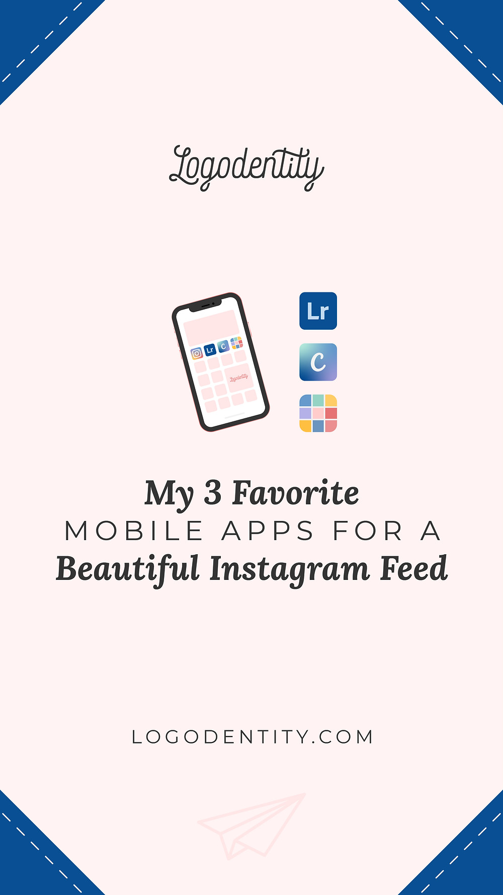 Mobile Apps for a Beautiful Instagram Feed