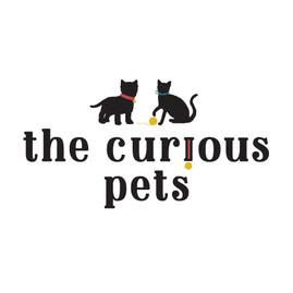 The Curious Pets Logo Design
