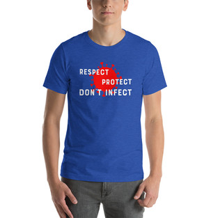Respect Protect Tee Shirt Design for KSC
