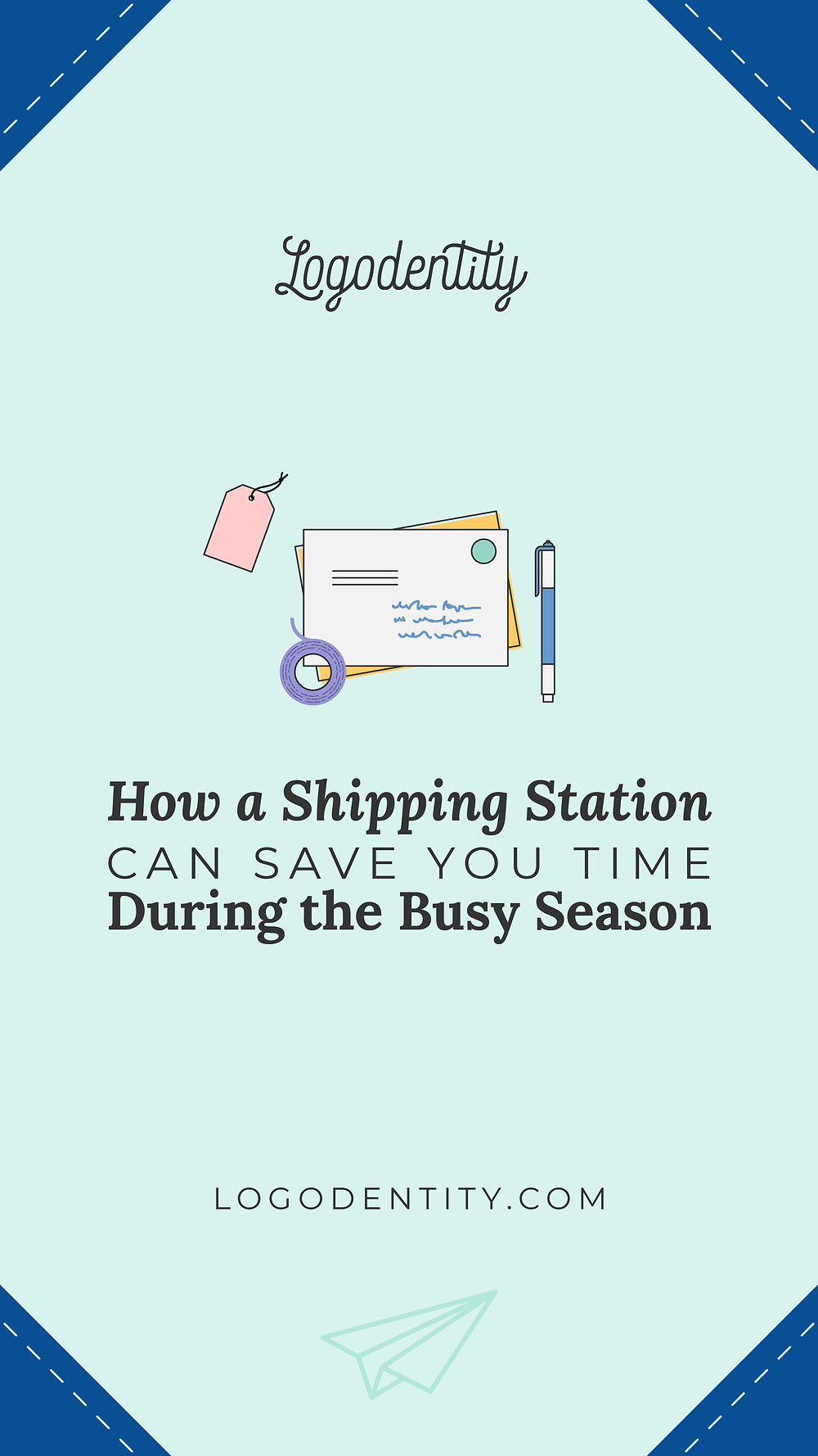 How a Shipping Station Can Save You Time During the Busy Season